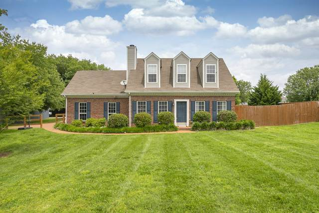 2709 Learcrest Ct, Thompsons Station, TN 37179 (MLS #RTC2154151) :: Village Real Estate