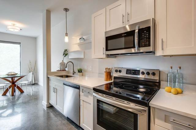 1900 12th Ave S #309, Nashville, TN 37203 (MLS #RTC2154157) :: The Milam Group at Fridrich & Clark Realty