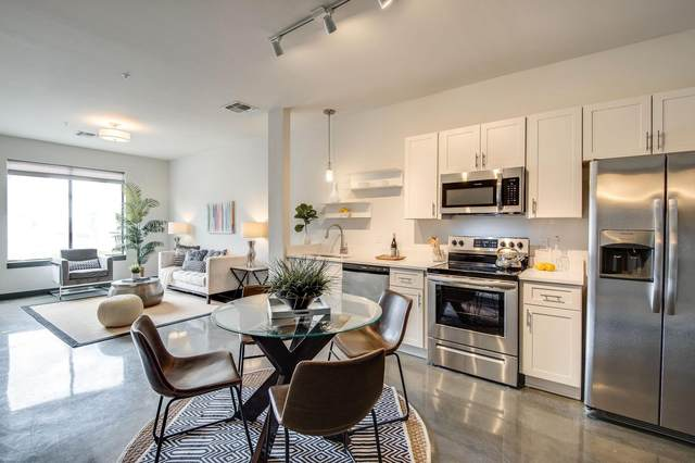1900 12th Ave S #212, Nashville, TN 37203 (MLS #RTC2154159) :: DeSelms Real Estate