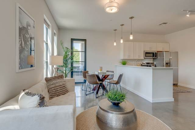 1900 12th Ave S #214, Nashville, TN 37203 (MLS #RTC2154166) :: The Milam Group at Fridrich & Clark Realty