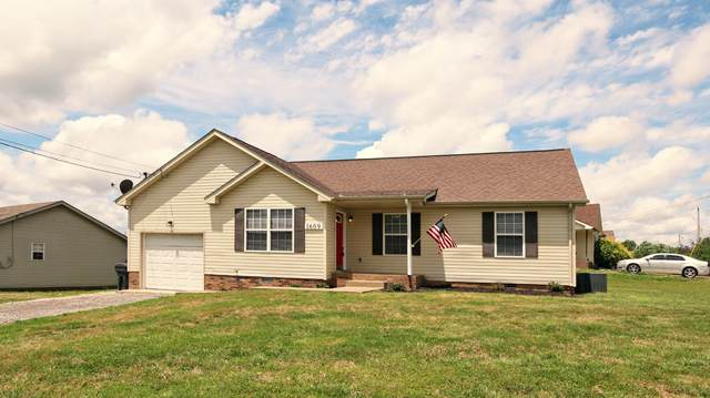 1609 Hannibal Dr, Oak Grove, KY 42262 (MLS #RTC2154200) :: Felts Partners
