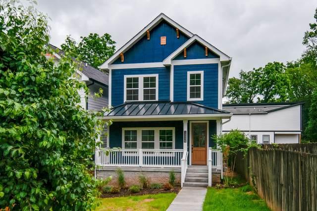 1225B Chester Ave, Nashville, TN 37206 (MLS #RTC2154239) :: Village Real Estate