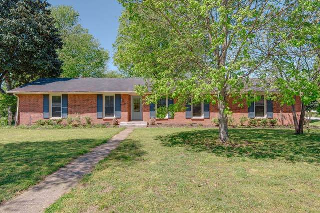 909 Victoria Dr, Franklin, TN 37064 (MLS #RTC2154252) :: The Milam Group at Fridrich & Clark Realty