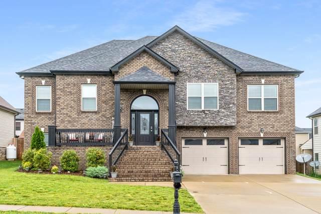 1061 Silo Dr, Clarksville, TN 37042 (MLS #RTC2154261) :: Team George Weeks Real Estate