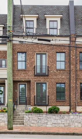1313 5th Ave #2 N #2, Nashville, TN 37208 (MLS #RTC2154262) :: The Milam Group at Fridrich & Clark Realty