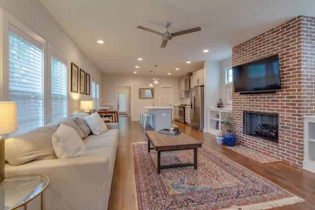 510B Hamilton Ave, Nashville, TN 37203 (MLS #RTC2154264) :: Team George Weeks Real Estate