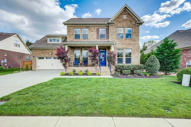 8256 Middlewick Ln, Nolensville, TN 37135 (MLS #RTC2154270) :: Team George Weeks Real Estate