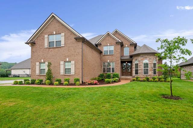 1808 Witt Way Dr, Spring Hill, TN 37174 (MLS #RTC2154279) :: Cory Real Estate Services