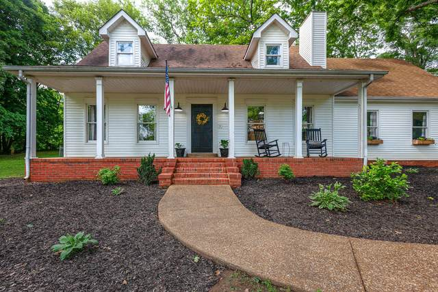 6953 Old Zion Rd, Columbia, TN 38401 (MLS #RTC2154295) :: Nashville Home Guru