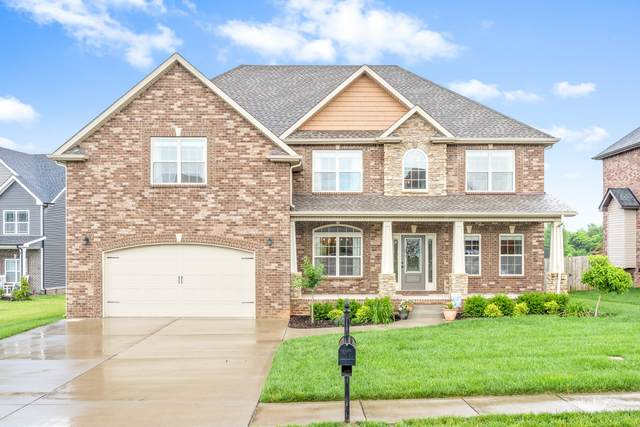 607 Larkspur Dr, Clarksville, TN 37043 (MLS #RTC2154334) :: The Group Campbell powered by Five Doors Network