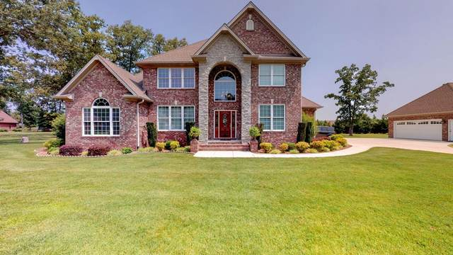 422 Heritage Cir, Manchester, TN 37355 (MLS #RTC2154351) :: Village Real Estate