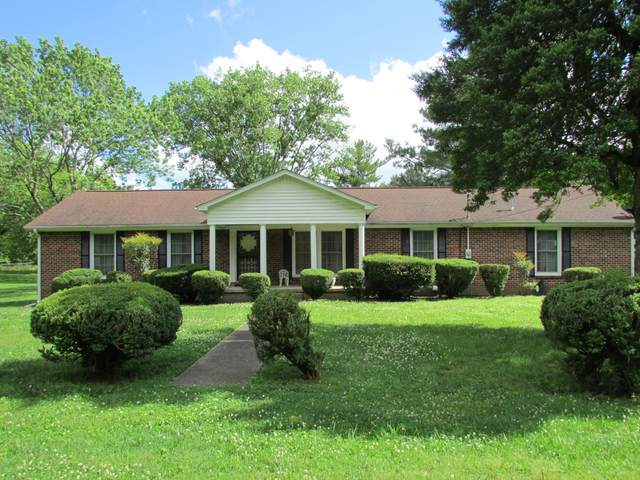 405 Davis Rd, Tullahoma, TN 37388 (MLS #RTC2154352) :: Nashville on the Move