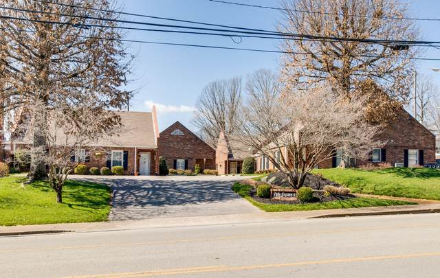 705 North High St #4, Columbia, TN 38401 (MLS #RTC2154362) :: Stormberg Real Estate Group