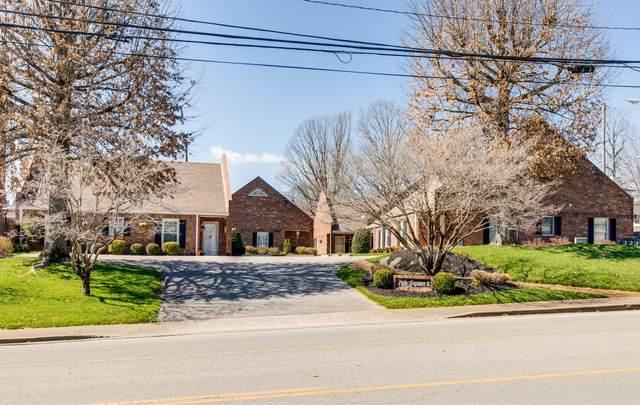 705 North High St #4, Columbia, TN 38401 (MLS #RTC2154362) :: Village Real Estate