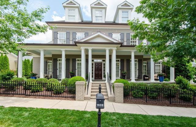 1608 Cooper Creek Ln, Franklin, TN 37064 (MLS #RTC2154369) :: Ashley Claire Real Estate - Benchmark Realty