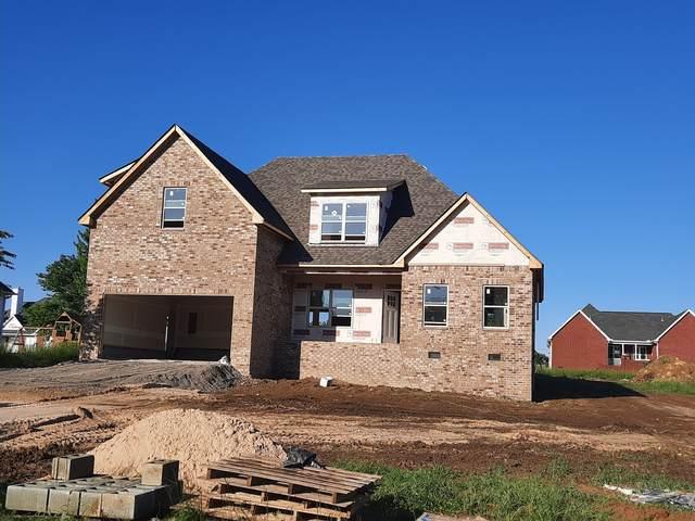 290 Stonegate Drive, Smithville, TN 37166 (MLS #RTC2154381) :: Village Real Estate