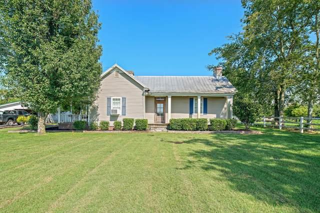 1106 North, Eagleville, TN 37060 (MLS #RTC2154417) :: EXIT Realty Bob Lamb & Associates