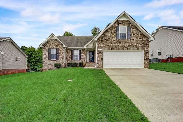 1169 Channelview Dr, Clarksville, TN 37040 (MLS #RTC2154418) :: HALO Realty