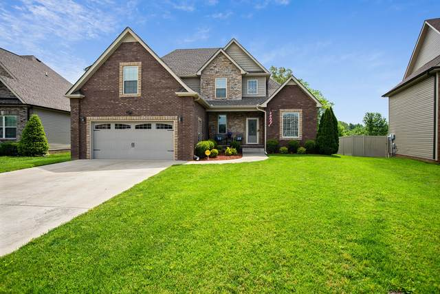 814 Carousel Ct, Clarksville, TN 37043 (MLS #RTC2154428) :: Stormberg Real Estate Group
