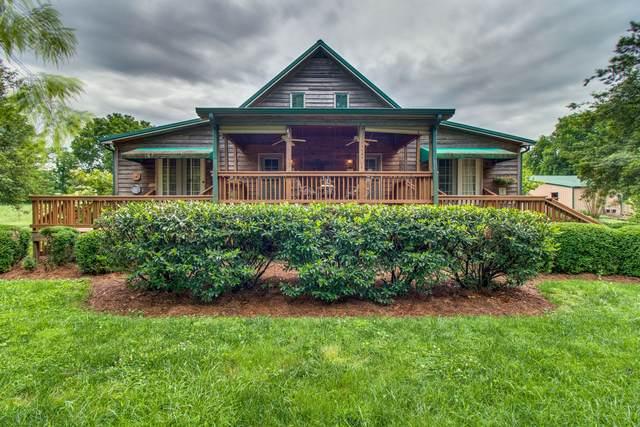 7031 Hoover Mason Lane, Mount Pleasant, TN 38474 (MLS #RTC2154445) :: Village Real Estate