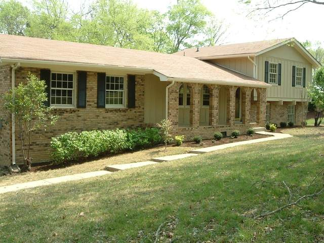 187 Forest Trail, Brentwood, TN 37027 (MLS #RTC2154468) :: Team George Weeks Real Estate