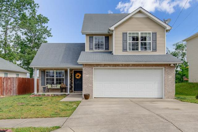 7209 Legacy Dr, Antioch, TN 37013 (MLS #RTC2154485) :: The Milam Group at Fridrich & Clark Realty