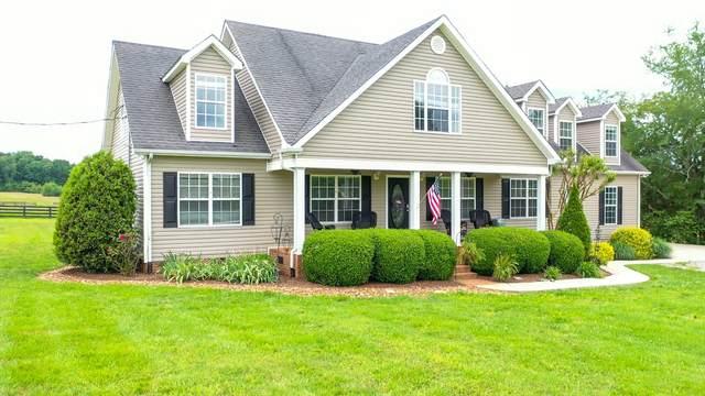 1821 Sawgrass Ln, Chapel Hill, TN 37034 (MLS #RTC2154543) :: HALO Realty