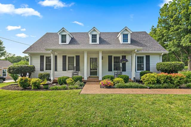 1207 Countryside Dr, Nolensville, TN 37135 (MLS #RTC2154577) :: Team George Weeks Real Estate