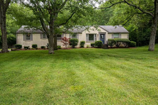818 Summerly Dr, Nashville, TN 37209 (MLS #RTC2154582) :: Oak Street Group