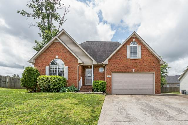 1625 Antebellum Drive, Murfreesboro, TN 37128 (MLS #RTC2154587) :: Team George Weeks Real Estate