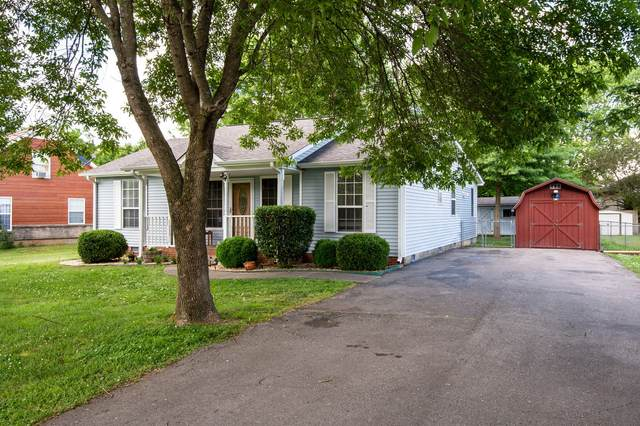 152 Constitution Ave, La Vergne, TN 37086 (MLS #RTC2154611) :: DeSelms Real Estate