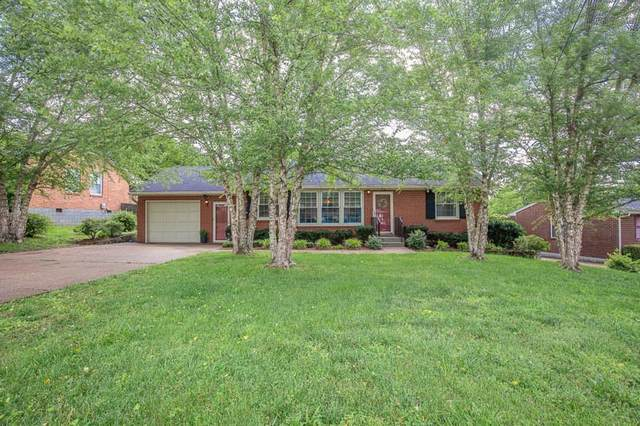 4512 Graycroft Ave, Nashville, TN 37216 (MLS #RTC2154634) :: Team George Weeks Real Estate