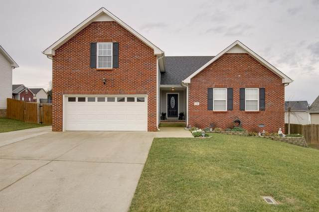 1240 Fossil Dr, Clarksville, TN 37040 (MLS #RTC2154650) :: Berkshire Hathaway HomeServices Woodmont Realty