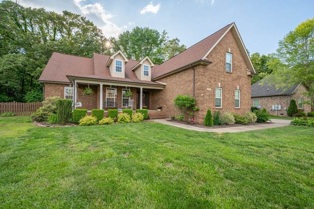 1306 Lila Dr, Murfreesboro, TN 37128 (MLS #RTC2154659) :: Team George Weeks Real Estate