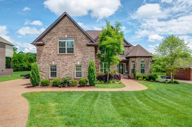 604 Lady Joslin Ct, Mount Juliet, TN 37122 (MLS #RTC2154674) :: Village Real Estate
