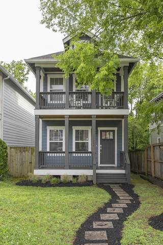 1126 Cahal Ave A, Nashville, TN 37206 (MLS #RTC2154681) :: Village Real Estate