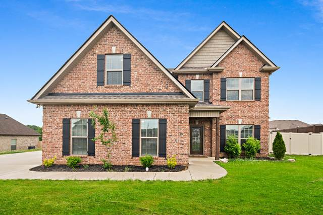 1118 Bandini Ct, Lascassas, TN 37085 (MLS #RTC2154692) :: Village Real Estate