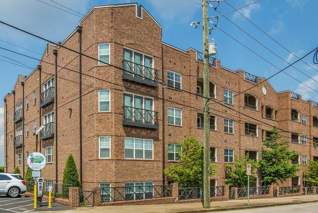 303 Criddle St #111, Nashville, TN 37219 (MLS #RTC2154693) :: Exit Realty Music City