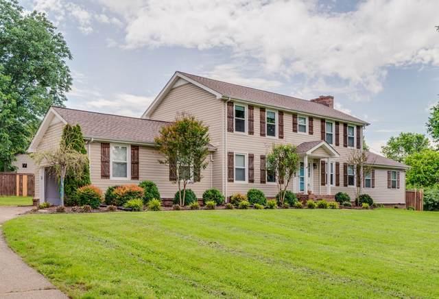 1412 Shoreside Dr, Hendersonville, TN 37075 (MLS #RTC2154719) :: Berkshire Hathaway HomeServices Woodmont Realty