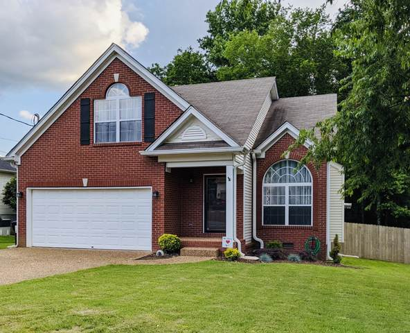 1418 Hilltop Dr, Mount Juliet, TN 37122 (MLS #RTC2154725) :: Stormberg Real Estate Group