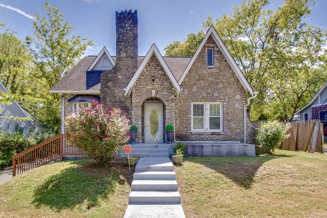 1006 Iverson Ave N, Nashville, TN 37216 (MLS #RTC2154750) :: Ashley Claire Real Estate - Benchmark Realty