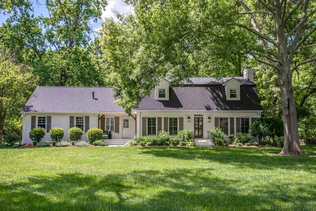 1909 Harpeth River Dr, Brentwood, TN 37027 (MLS #RTC2154755) :: The Kelton Group