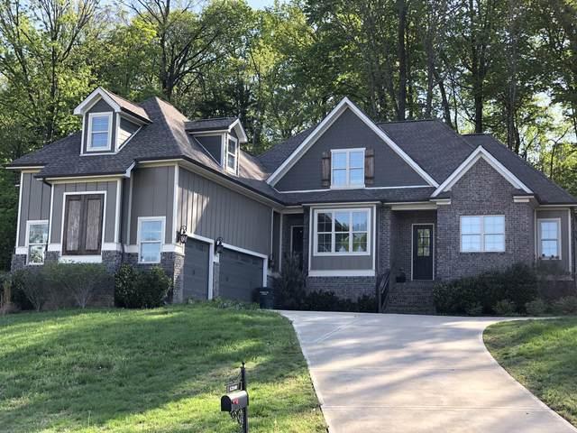 1210 Ben Hill Blvd, Nolensville, TN 37135 (MLS #RTC2154778) :: John Jones Real Estate LLC