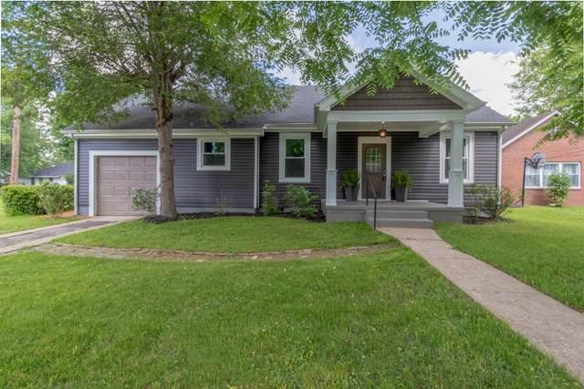607 Greenwood Ave, Clarksville, TN 37040 (MLS #RTC2154782) :: The Kelton Group