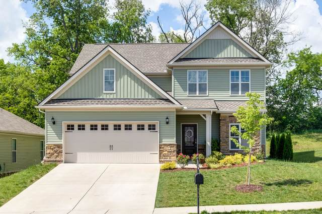1036 Keeneland Dr, Spring Hill, TN 37174 (MLS #RTC2154804) :: The Milam Group at Fridrich & Clark Realty