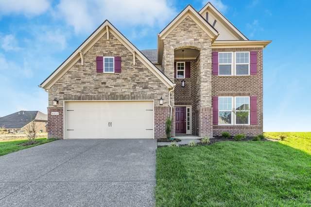 6012 Tivoli Trail Lot # 40, Mount Juliet, TN 37122 (MLS #RTC2154811) :: Village Real Estate
