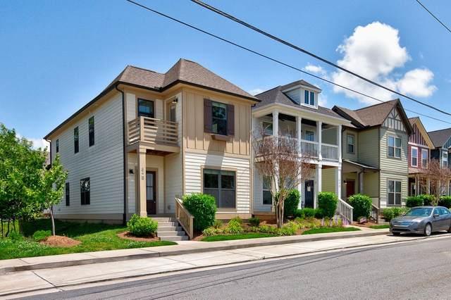 84B Nance Ln, Nashville, TN 37210 (MLS #RTC2154844) :: EXIT Realty Bob Lamb & Associates
