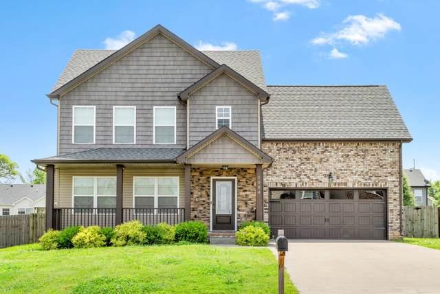 1004 Dwight Eisenhower Way, Clarksville, TN 37042 (MLS #RTC2154879) :: Team George Weeks Real Estate