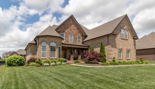 3049 Carrie Taylor Cir, Clarksville, TN 37043 (MLS #RTC2154890) :: Stormberg Real Estate Group