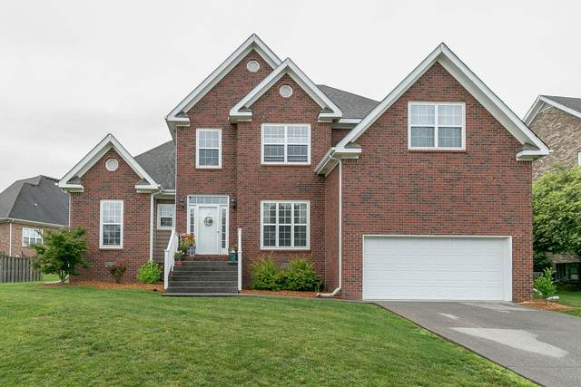 2079 Lequire Ln, Spring Hill, TN 37174 (MLS #RTC2154898) :: Village Real Estate